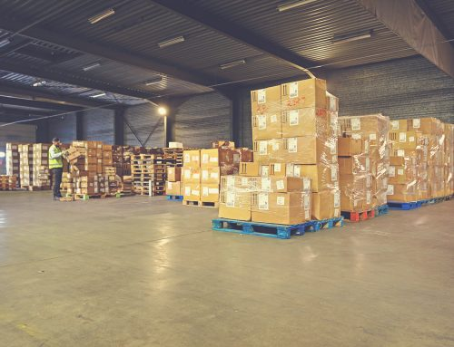 Freight 4U Logistics moves to a 3.000 m2 warehouse